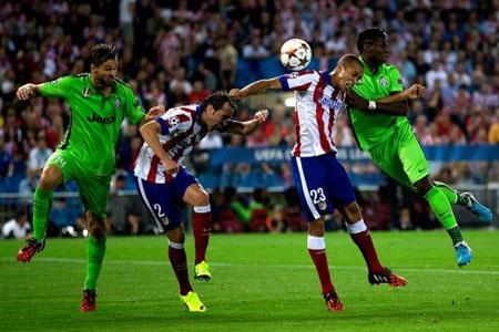 Juventus cần 1 điểm trước Atletico Madrid để đi tiếp