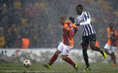Họ không được phép lặp lại sai lầm trong trận gặp Galatasaray mùa trước