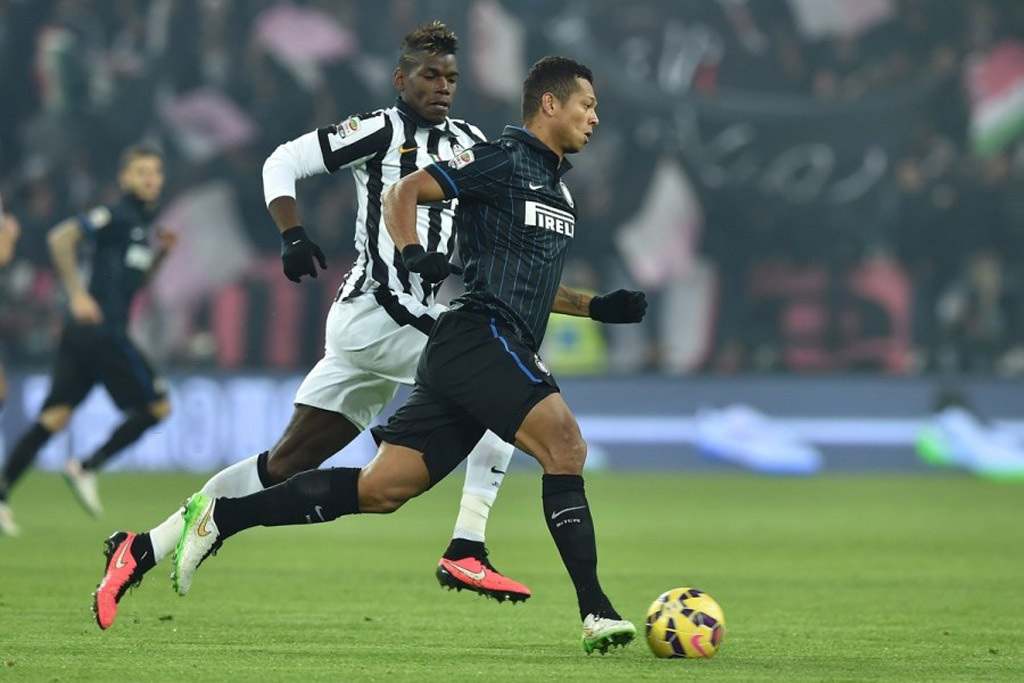 Juventus chấp nhận chia điểm trước Inter