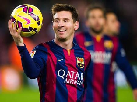 Messi trở lại với cuộc đua Chiếc giày vàng châu Âu
