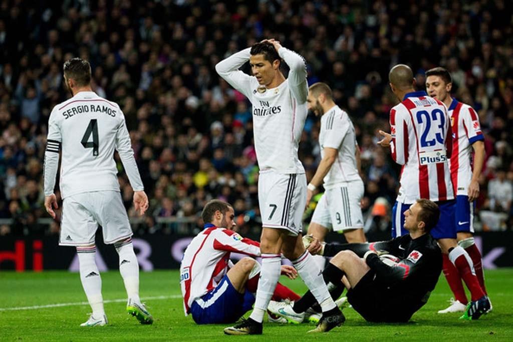 """Dù vậy thể lực của các cầu thủ Real Madrid đang """"có vấn đề"""""""