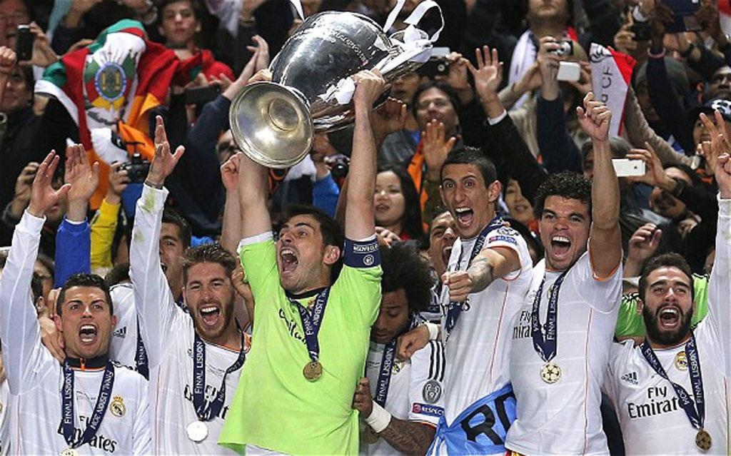 Real Madrid thống trị thế giới năm 2014