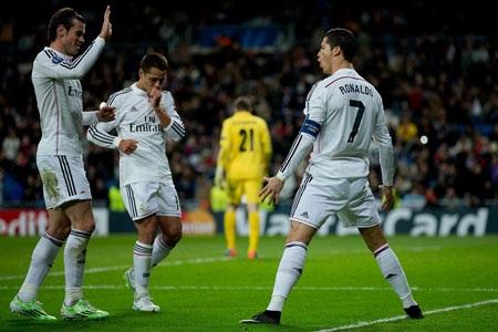 Real Madrid phá kỷ lục về số chiến thắng liên tiếp ở Tây Ban Nha