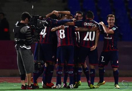 San Lorenzo sẽ gặp Real Madrid trong trận chung kết cúp thế giới các CLB