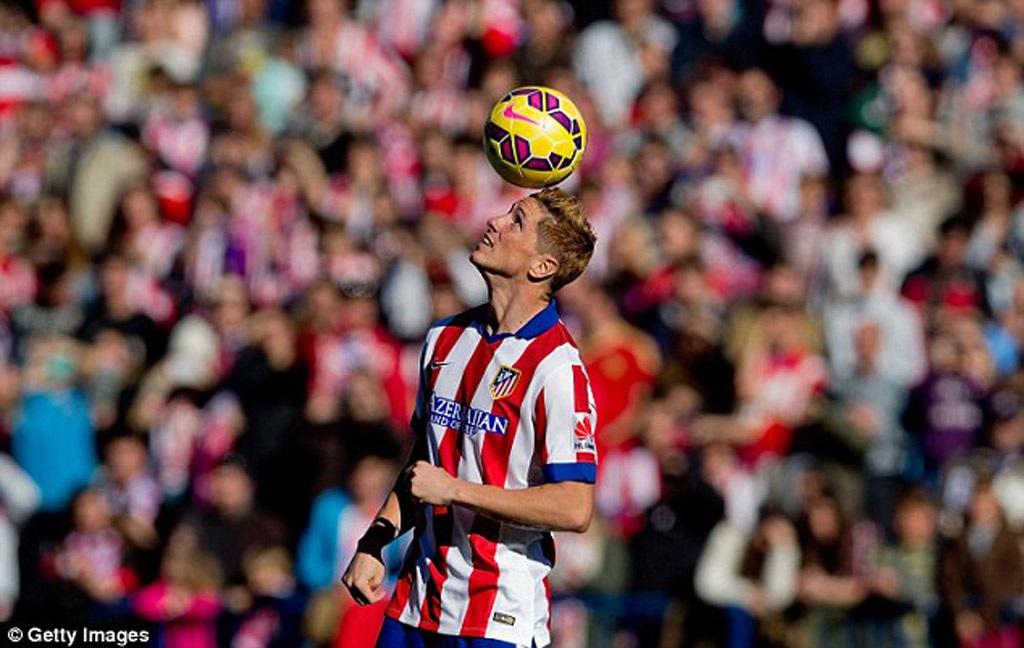 Torres tạo ra làn sóng cuồng nhiệt ở Atletico Madrid