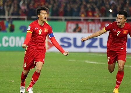Đội tuyển Việt Nam thăng hạng trong tháng 12