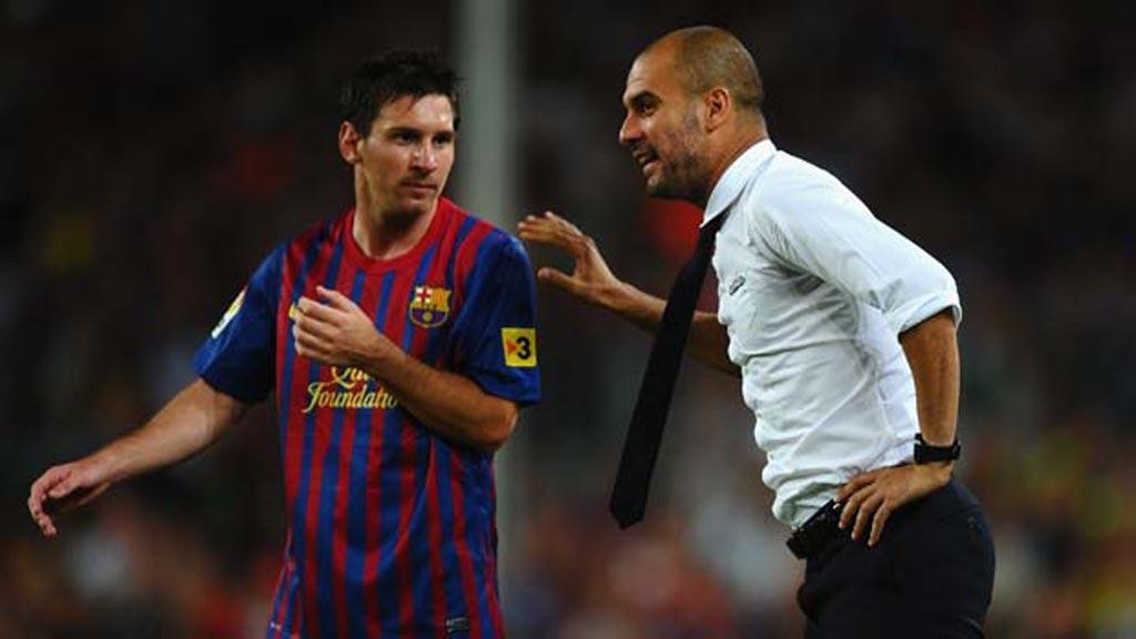 Messi luôn lắng nghe và tôn trọng Guardiola
