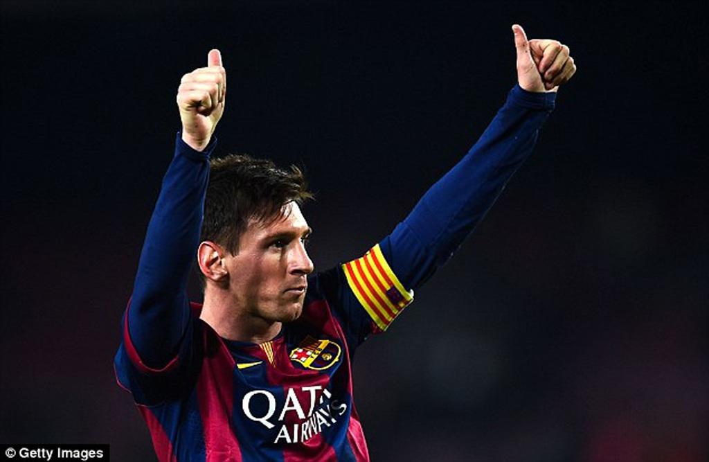 Không nhiều CLB đủ sức chiêu mộ Messi