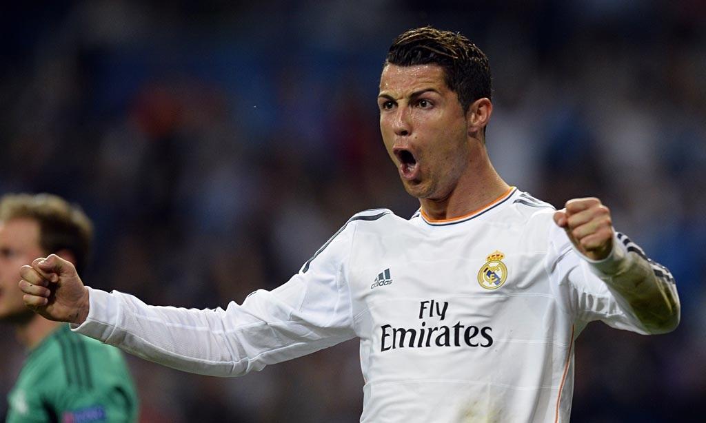 C.Ronaldo đang là ứng cử viên sáng giá nhất