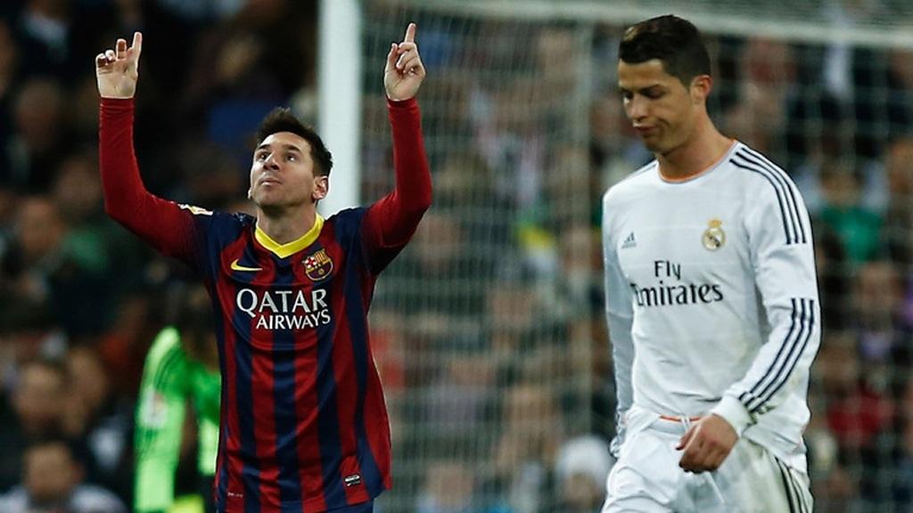 Messi là tiền đạo xuất sắc nhất năm 2015
