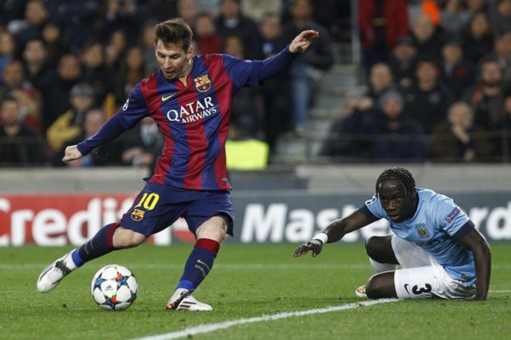 Messi là cầu thủ kiếm tiền giỏi nhất trong năm 2014