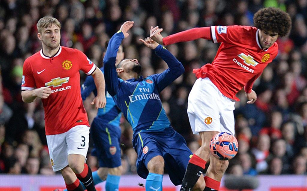 MU thất bại toàn diện trước Arsenal