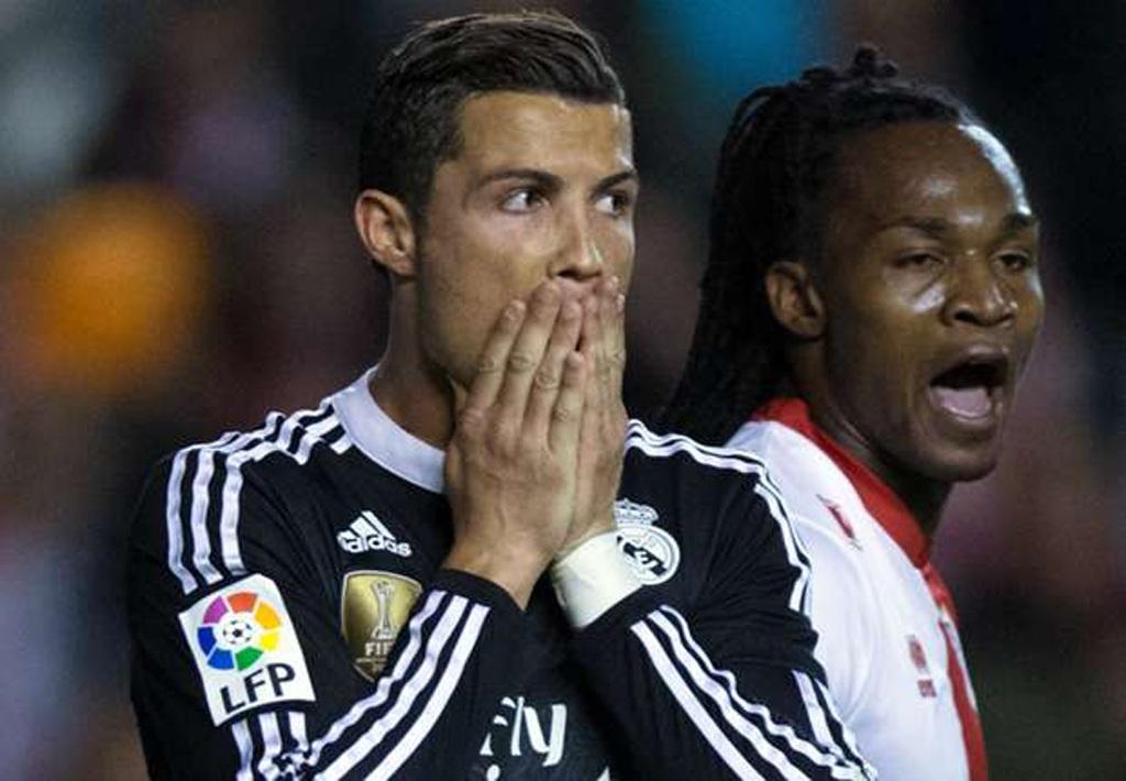 Real Madrid sẽ kháng cáo về chiếc thẻ vàng của C.Ronaldo