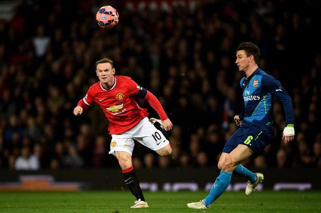 Rooney liên tục bị sử dụng sai vị trí ở mùa giải này