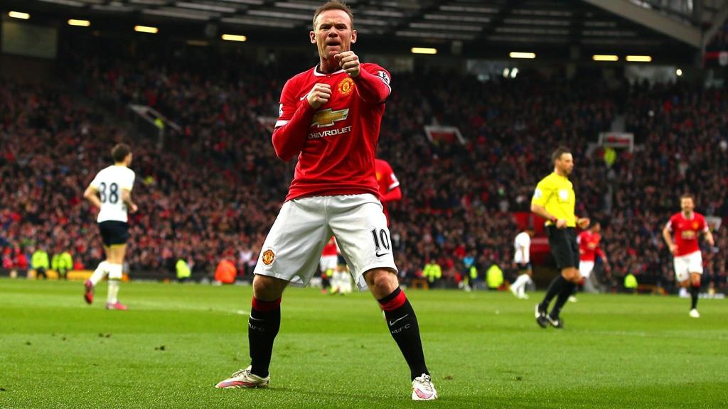 Wayne Rooney có phong độ rất cao trong thời gian qua