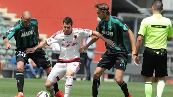 AC Milan vỡ mộng dự cúp châu Âu sau thất bại trước Sassuolo