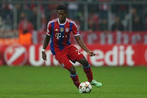 Alaba tin tưởng vào chiến thắng 4-0 của Bayern Munich trước Barcelona