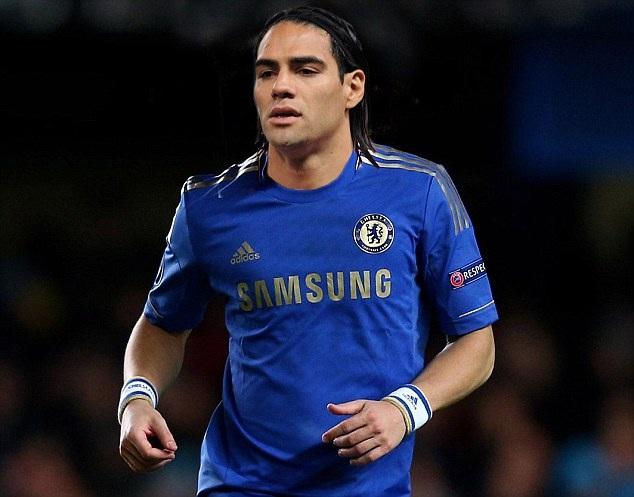 Falcao có thể tới Chelsea