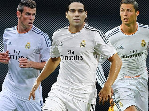 Real Madrid sẽ là bến đỗ của Falcao?