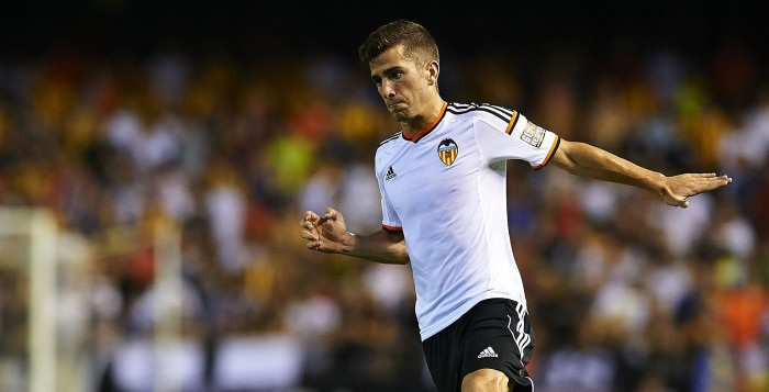 Jose Gaya, phát hiện của Valencia