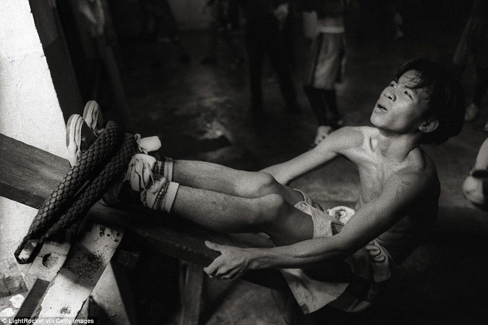 Manny Pacquiao và những tháng ngày khổ luyện ở Manila