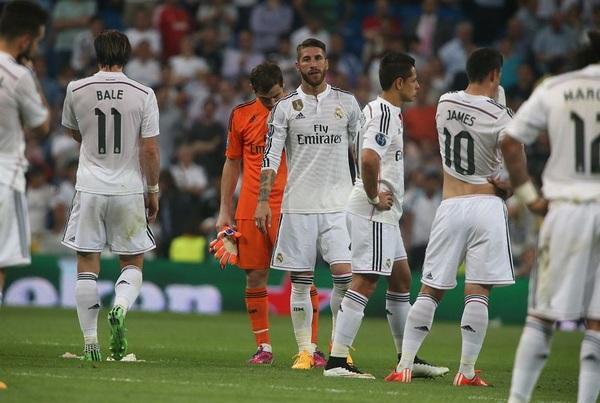 Real Madrid sẽ nằm ở nhóm hạt giống thứ 2 mùa tới