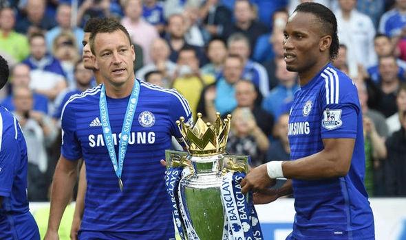 John Terry không bỏ lỡ phút nào ở Premier League mùa này