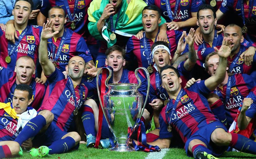 Với những gì đã thể hiện, Barcelona xứng đáng với danh hiệu cao quý này
