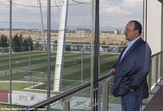 Thách thức phía trước của Benitez vô cùng lớn