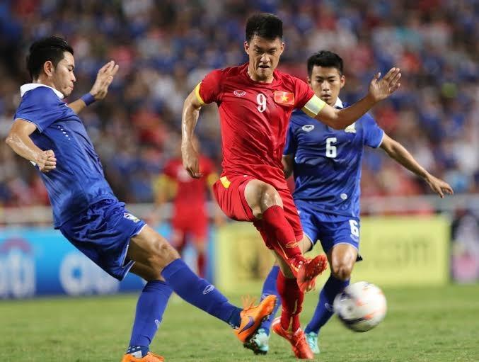 Đội tuyển Việt Nam vẫn đứng số 1 Đông Nam Á