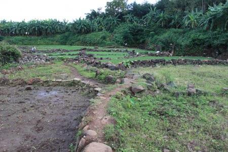 Giếng Tép đã bị san phẳng, không còn dấu tích