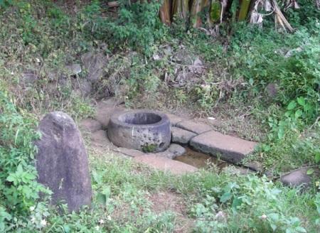 Giếng pheo là một loại hình khá độc đáo