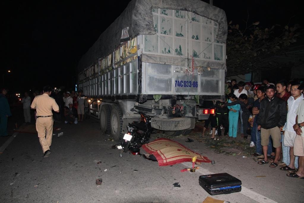 Quảng Trị: Phấn đấu giảm thiểu số người chết và bị thương do tai nạn giao thông