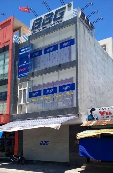 Công ty BBG Chi nhánh Quảng Trị