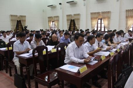 HĐND tỉnh Quảng Trị khai mạc kỳ họp thứ 17, Khóa 6