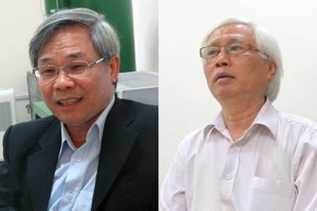 Đôi điều về 2 nhà Vật lý hạt nhân hàng đầu Việt Nam - 1