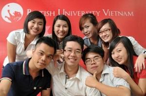 Ngày hội định hướng tuyển sinh ĐH Anh Quốc Việt Nam
