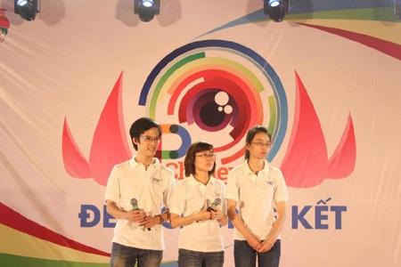 Đội giành giải Nhất cuộc thi