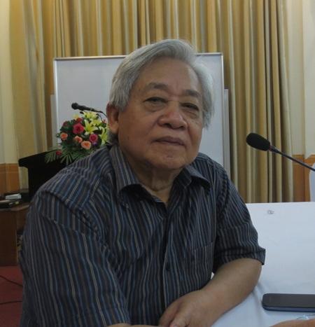 GS.TS Phạm Tất Dong.