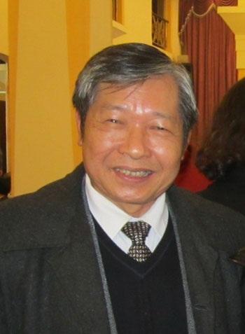 GS.TS Nguyễn Ngọc Phú - Phó Chủ tịch kiêm Tổng Thư ký, Hội Khoa học Tâm lý - Giáo dục Việt Nam