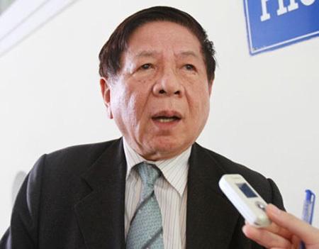 PGS.TS Trần Xuân Nhĩ - Phó Chủ tịch Hội Khuyến học Việt Nam
