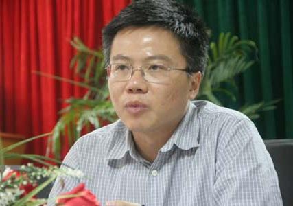 GS Ngô Bảo Châu. (Ảnh: Hồng Hạnh)