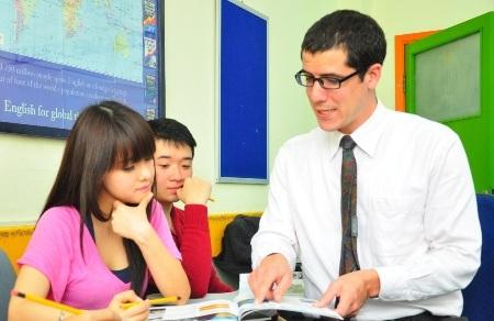 Các giáo viên sẽ chỉ dẫn nhiệt tình giúp bạn đạt mục tiêu.