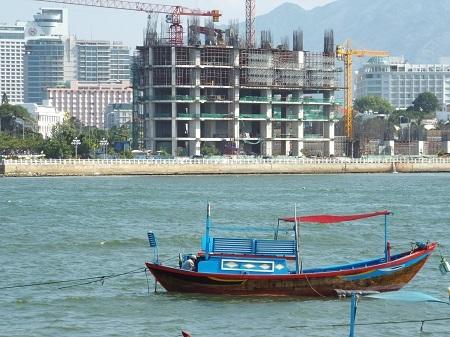 Công trình căn hộ cao cấp của Tập đoàn Mường Thanh