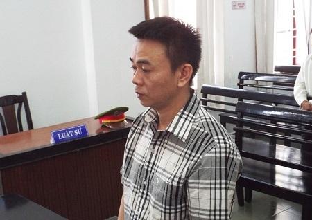 Bị cáo Hoàng Thanh Hải