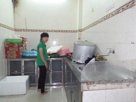 Ông Di cũng cho biết nấu 3 bữa chè đậu đỏ cho thí sinh ăn để thi cử may mắn.