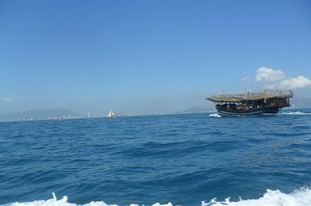 11 ngư dân đã được cứu trong tình trạng hôn mê, đói lả