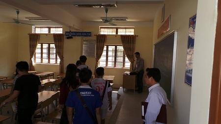 Thu sai quy trình nên Trường THPT Đồng Đăng phải hoàn trả tiền