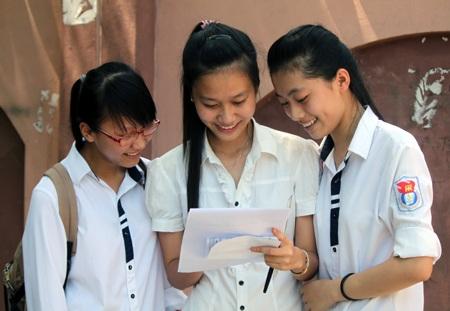 Với tính chất quan trọng của kì thi THPT quốc gia, thí sinh vi phạm quy chế thi sẽ bị xử lý nghiêm