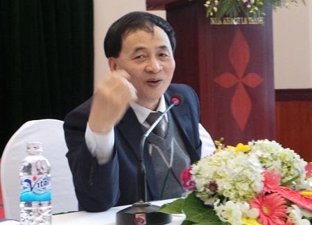 Ông Phạm Ngọc Định - Vụ trưởng Vụ Giáo dục Tiểu học giải đáp các vấn đề băn khoăn